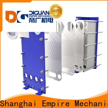 DIGUANG welded plate heat exchanger company for transferring heat