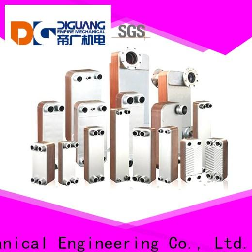 DIGUANG plate frame heat exchanger company for transferring heat