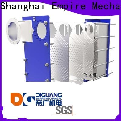 DIGUANG OEM high quality plate type condenser Suppliers for transferring heat