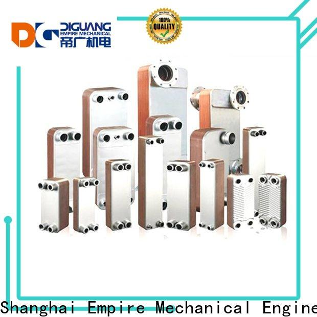 DIGUANG ODM best brazed plate heat exchanger sizing Suppliers for transferring heat