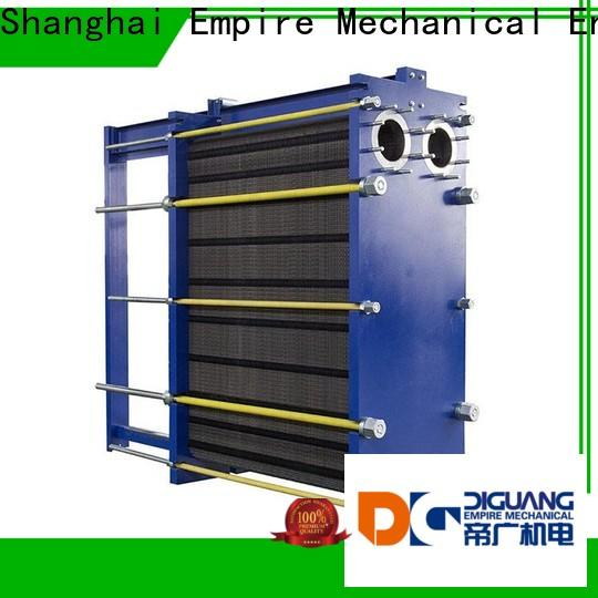 DIGUANG chilled water heat exchanger Suppliers for transferring heat