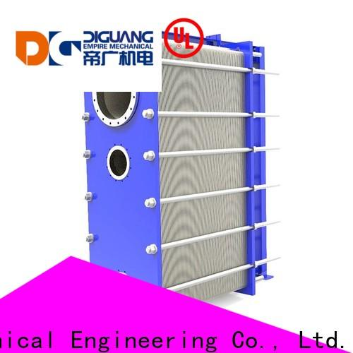 DIGUANG Wholesale best plate to plate heat exchanger Supply for transferring heat