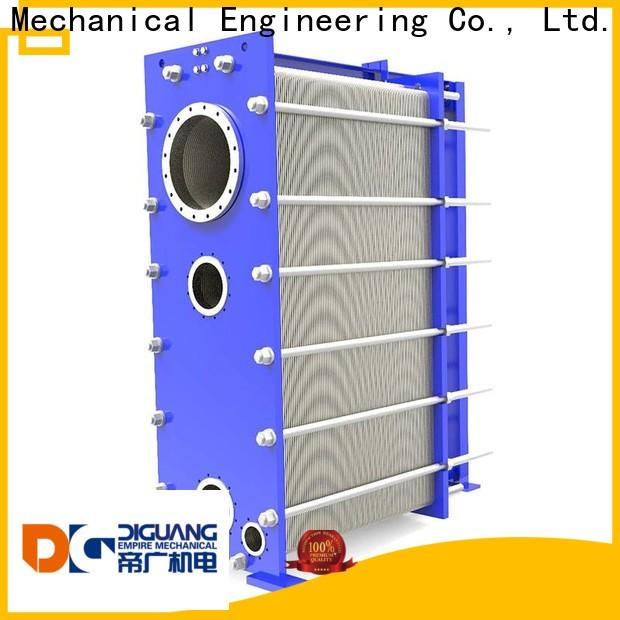 DIGUANG Wholesale bell and gossett heat exchanger factory for transferring heat