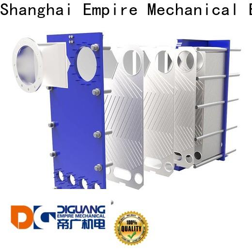 Wholesale high quality plate heat exchanger applications company for transferring heat