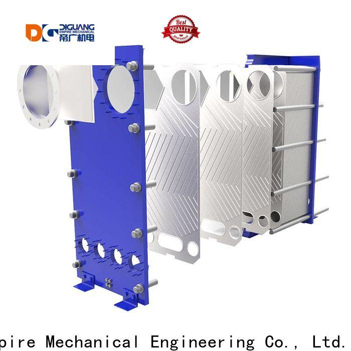 DIGUANG Shanghai Empire plate and tube heat exchanger manufacturers for transferring heat