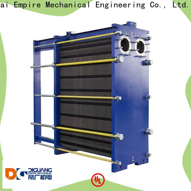 DIGUANG ODM welded plate and frame heat exchanger manufacturers for transferring heat
