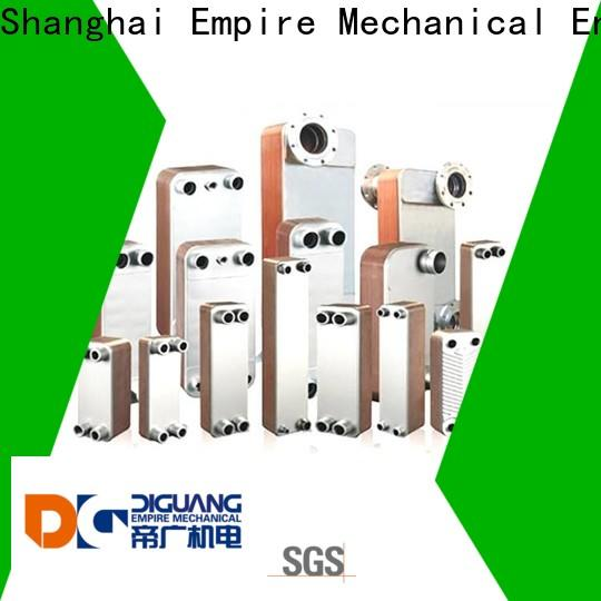DIGUANG Wholesale high quality water plate heat exchanger for business for transferring heat