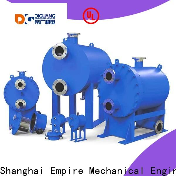 DIGUANG High-quality plate-shell heat exchanger factory for transferring heat