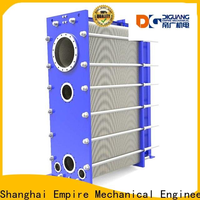 ODM double wall plate heat exchanger manufacturers for transferring heat