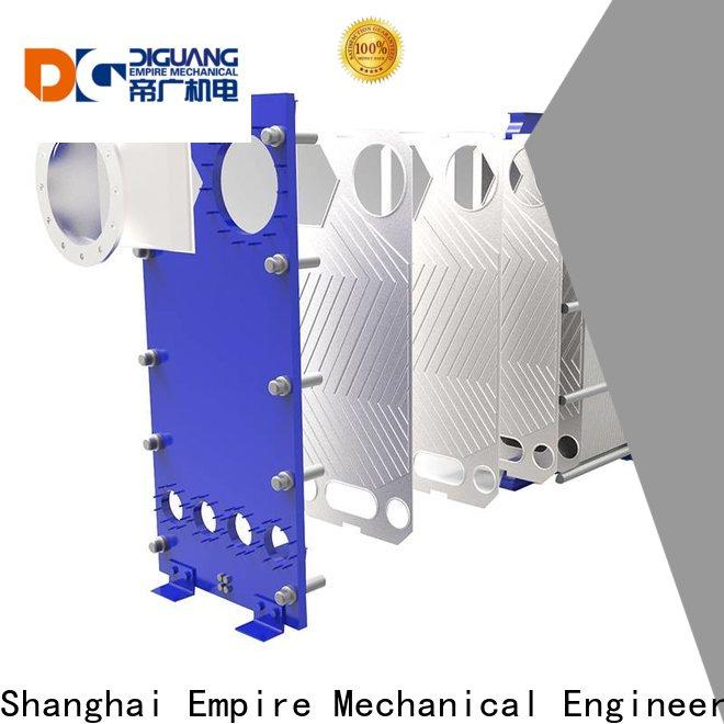 DIGUANG commercial plate heat exchanger Suppliers for transferring heat