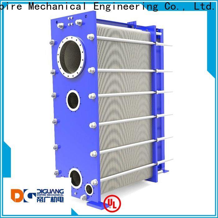 DIGUANG Bulk purchase custom bell and gossett heat exchanger for business for transferring heat