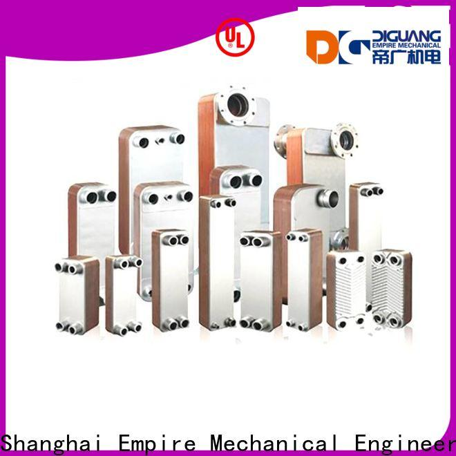 DIGUANG plate heat exchanger gasket for business for transferring heat