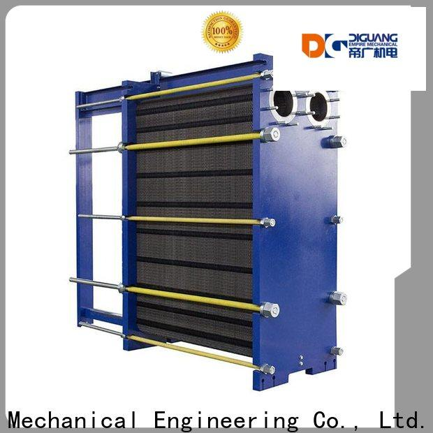 DIGUANG plate coil heat exchanger Supply for transferring heat