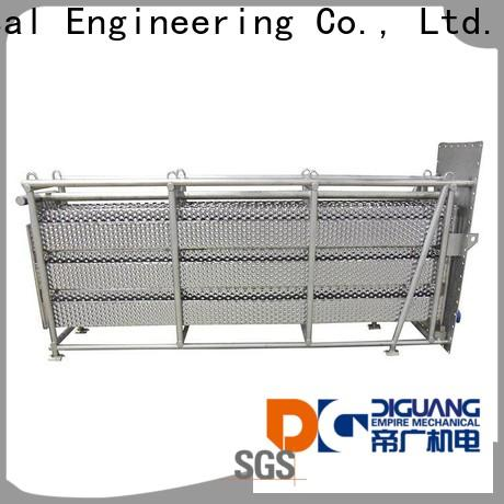 DIGUANG Bulk buy high quality immersion plate heat exchanger Suppliers for transferring heat