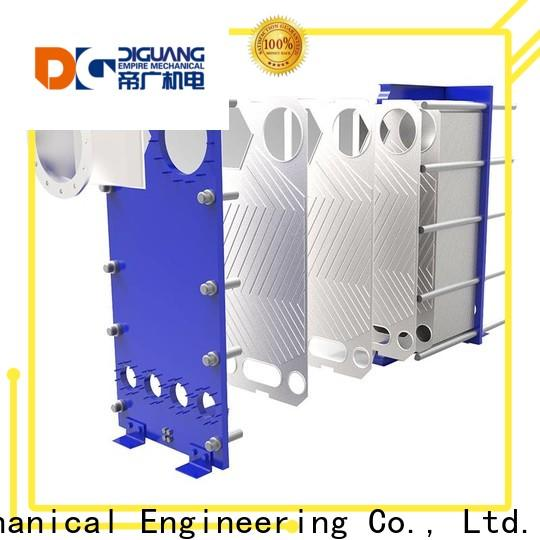 DIGUANG Custom OEM spiral heat exchanger for business for transferring heat