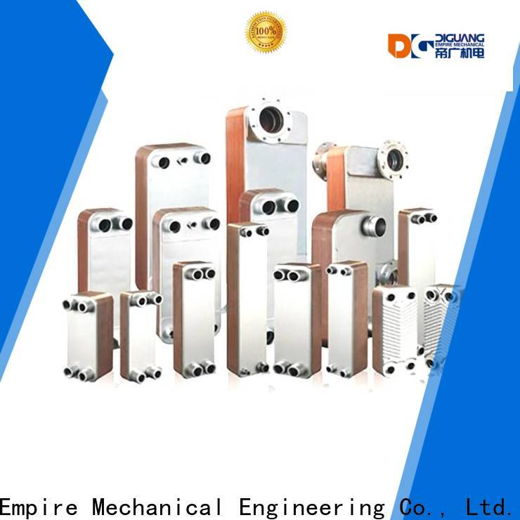 DIGUANG shell and tube heat exchanger manufacturers company for transferring heat