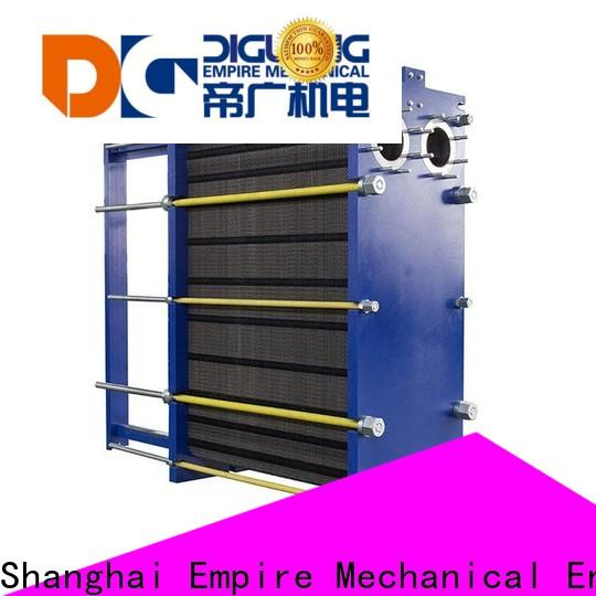 DIGUANG plate water to water heat exchanger company for transferring heat