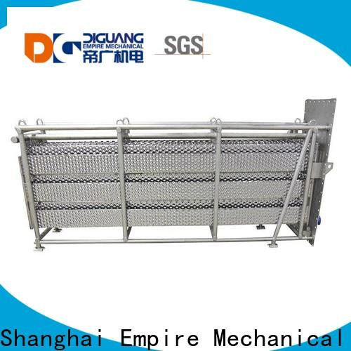 DIGUANG plate coil heat exchanger Suppliers for transferring heat
