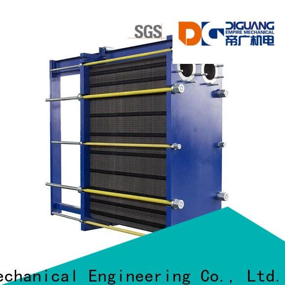 DIGUANG OEM flat plate heat exchanger sizing for business for transferring heat