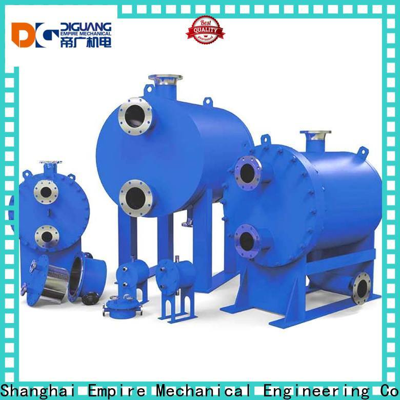 DIGUANG Wholesale custom plate and shell heat exchanger Suppliers for transferring heat