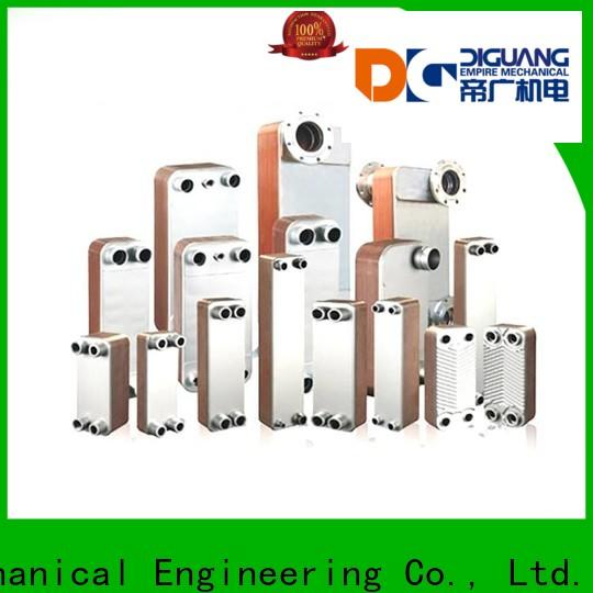 DIGUANG Bulk buy high quality plate-shell heat exchanger factory for transferring heat