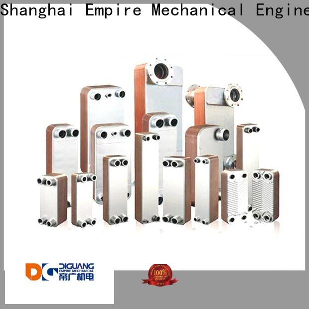 DIGUANG Bulk buy OEM gasketed plate heat exchanger manufacturers for transferring heat