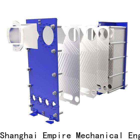 DIGUANG water to water plate heat exchanger manufacturers for transferring heat