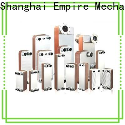 ODM high quality plate type exchanger factory for transferring heat