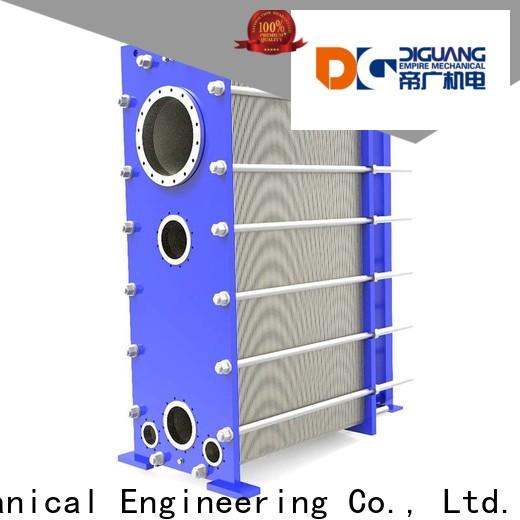 DIGUANG High-quality double wall heat exchanger Suppliers for transferring heat