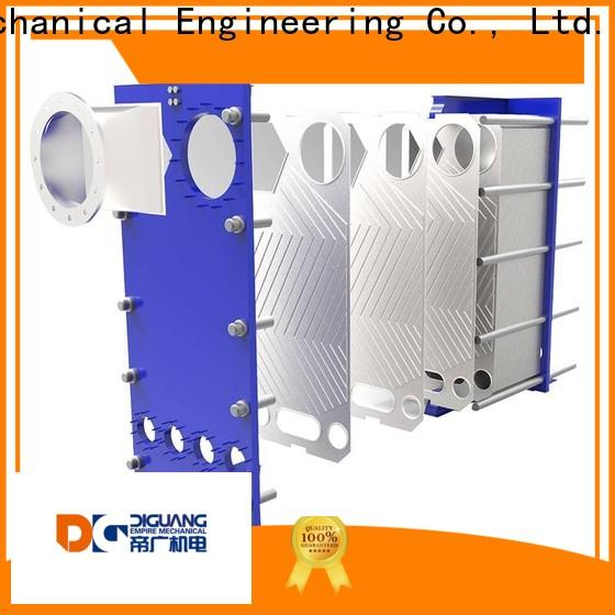 DIGUANG liquid to liquid heat exchanger for business for transferring heat