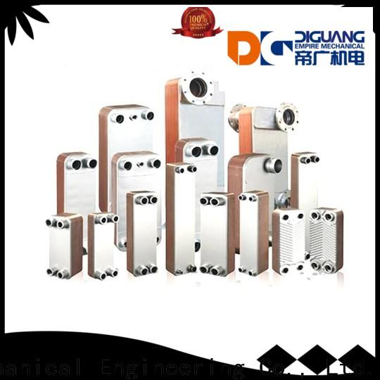 DIGUANG Wholesale ODM heat exchanger types Suppliers for transferring heat