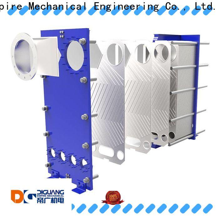 DIGUANG ODM high quality frame heat exchanger for business for transferring heat