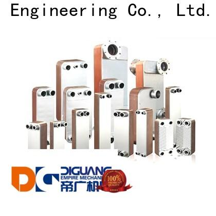 DIGUANG stacked plate heat exchanger Suppliers for transferring heat