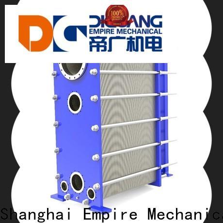 Custom best semi welded plate heat exchanger Suppliers for transferring heat