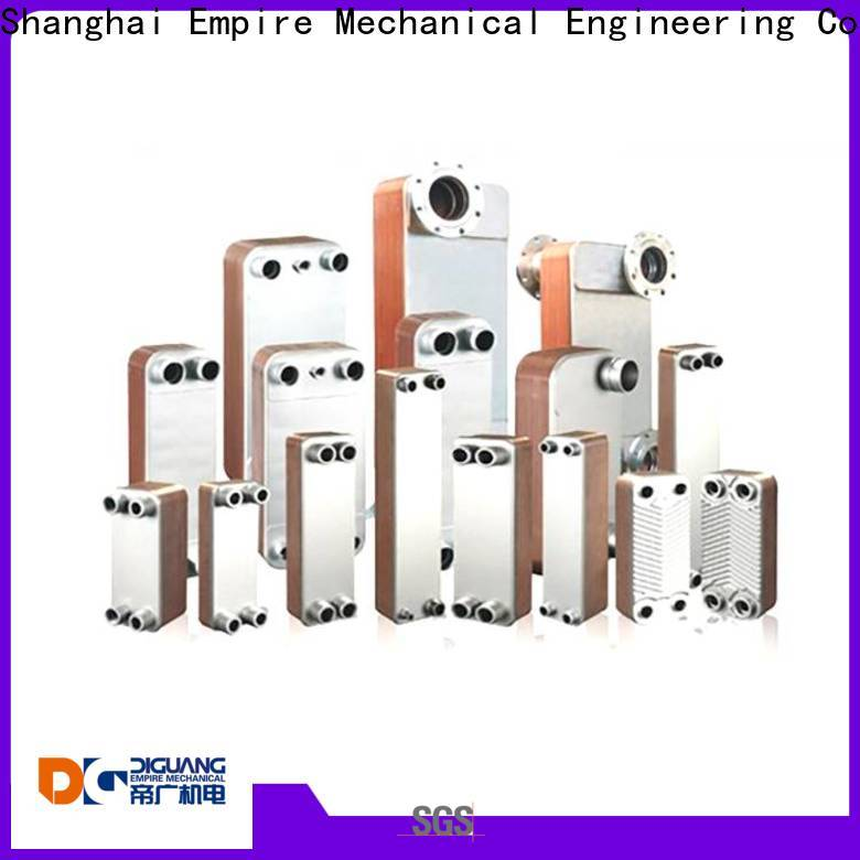 DIGUANG Bulk purchase high quality flat plate heat exchanger for sale Suppliers for transferring heat