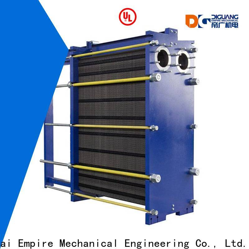 DIGUANG Top shell and tube heat exchanger design factory for transferring heat