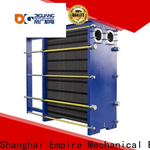 DIGUANG Bulk buy best double plate heat exchanger manufacturers for transferring heat