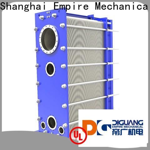 Custom best welded heat exchanger for business for transferring heat