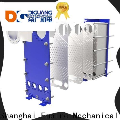 DIGUANG plate and frame heat exchanger sizing for business for transferring heat