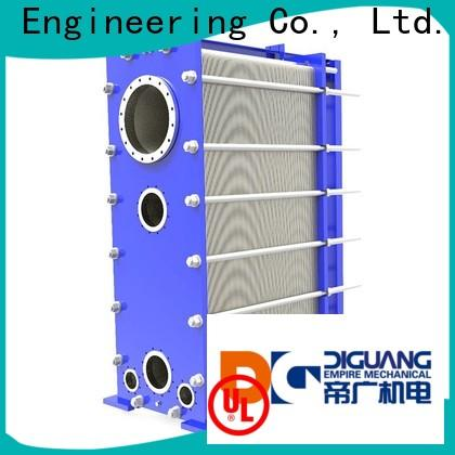 DIGUANG plate coolers heat exchangers factory for transferring heat