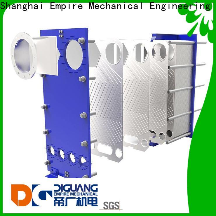 Custom best immersion plate heat exchanger Supply for transferring heat