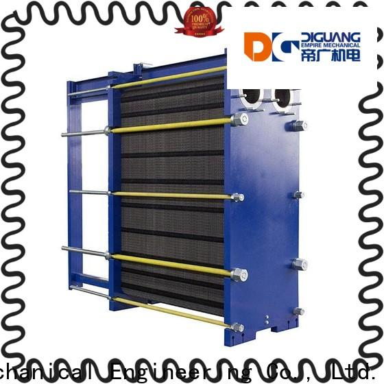 DIGUANG flat plate heat exchanger sizing for business for transferring heat