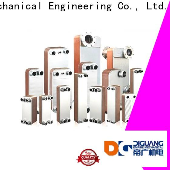 DIGUANG industrial plate heat exchanger company for transferring heat