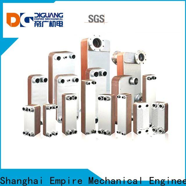 DIGUANG Best plate and frame heat exchanger price for business for transferring heat