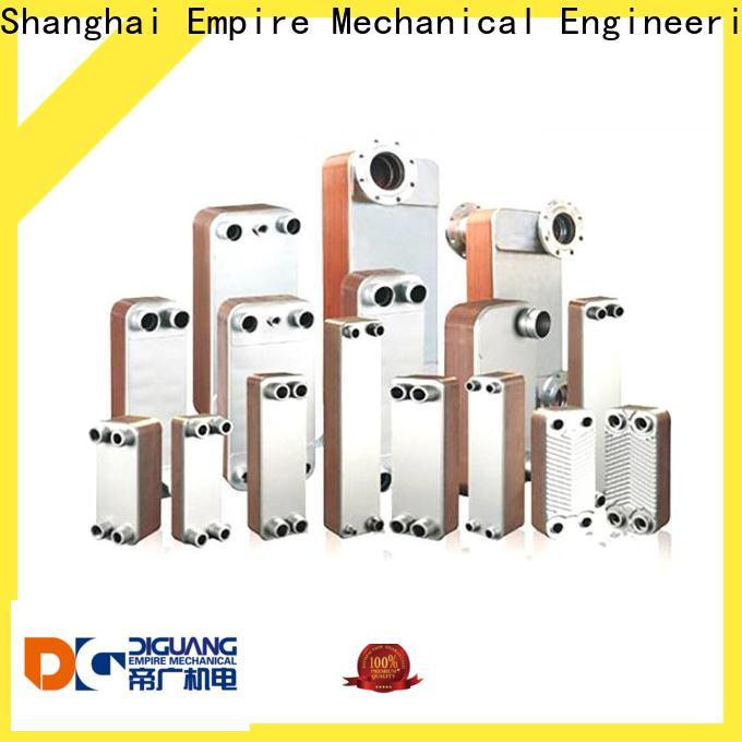 DIGUANG water coil heat exchanger factory for transferring heat