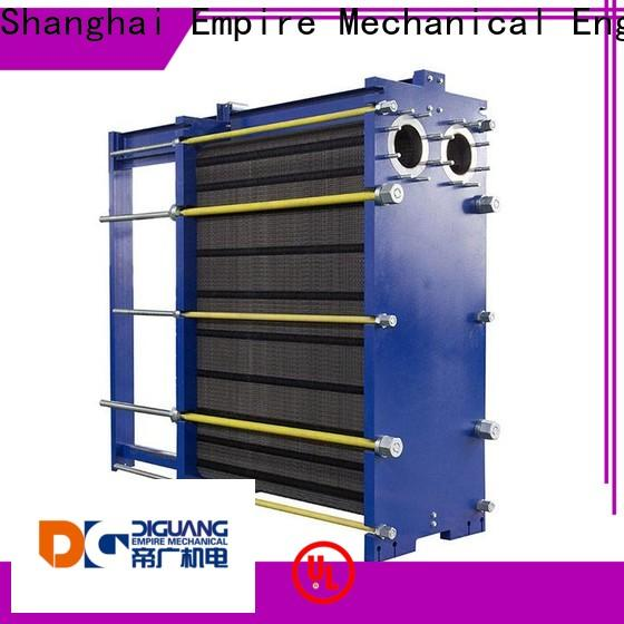DIGUANG Top plate and frame exchanger Suppliers for transferring heat