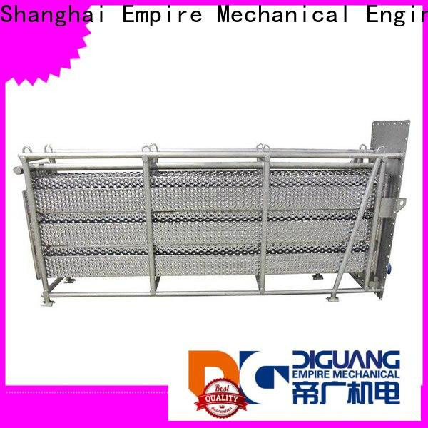 DIGUANG High-quality immersion plate heat exchanger factory for transferring heat
