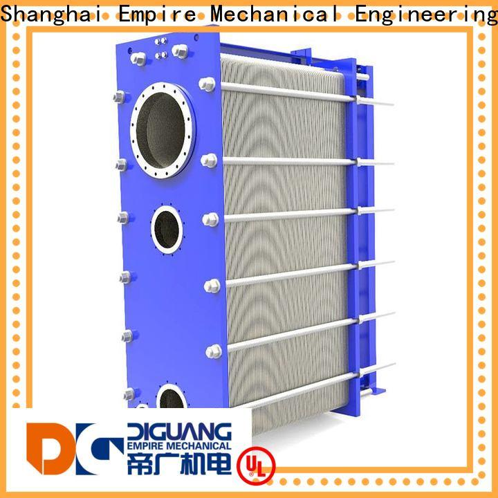 DIGUANG industrial heat exchanger manufacturer factory for transferring heat