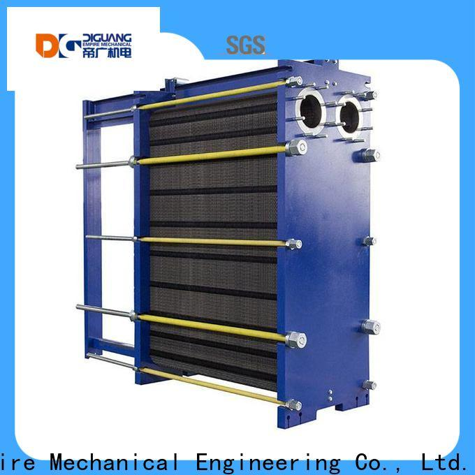 DIGUANG double wall plate heat exchanger for business for transferring heat