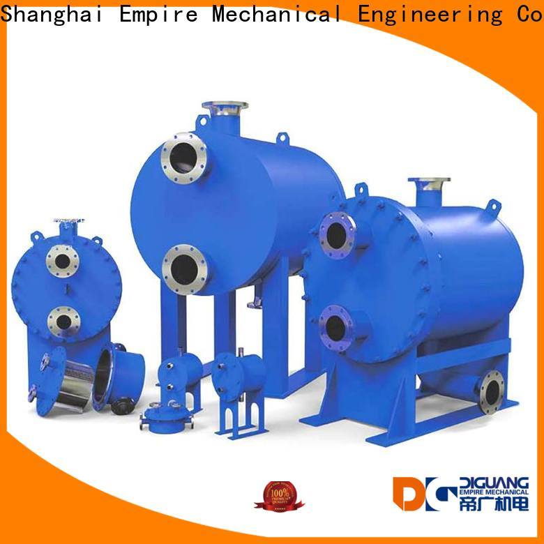 DIGUANG plate and shell heat exchanger factory for transferring heat